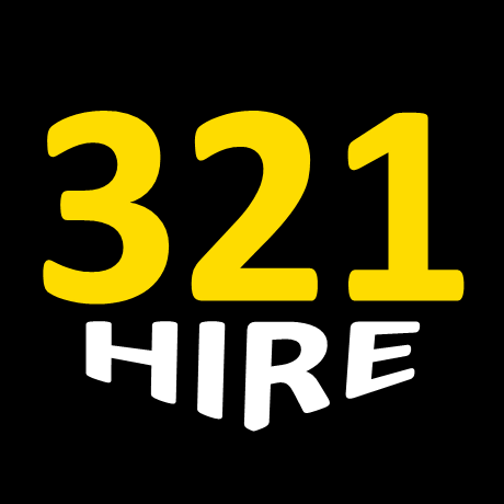 our hire brand 321 hire